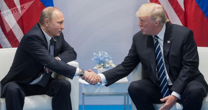 俄外交消息人士稱,最近一次「普特會」或在11月亞太經合峰會和G20峰會期間舉行