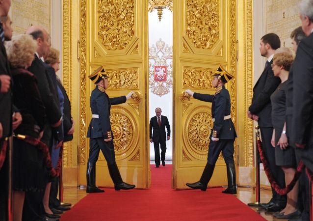 俄羅斯有本國總統就職典禮規則
