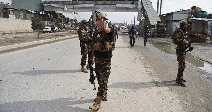 阿富汗油罐車爆炸致兩人遇難