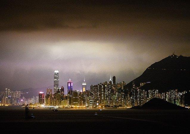 香港发现战时炸弹 驻港俄领事馆紧急疏散