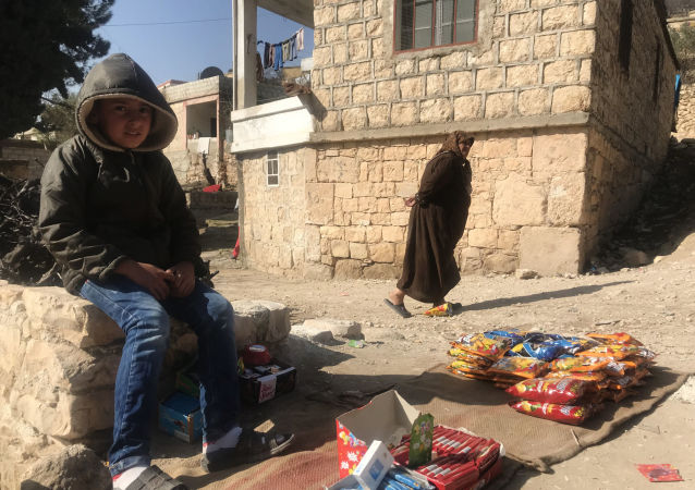 联合国:仍有5-7万人滞留阿夫林并急需人道援助
