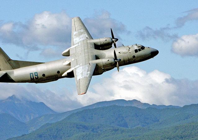 安-26运输机