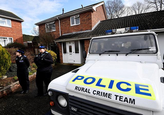 俄罗斯使馆呼吁英国当局通报索尔兹伯里中毒事件的相关情况
