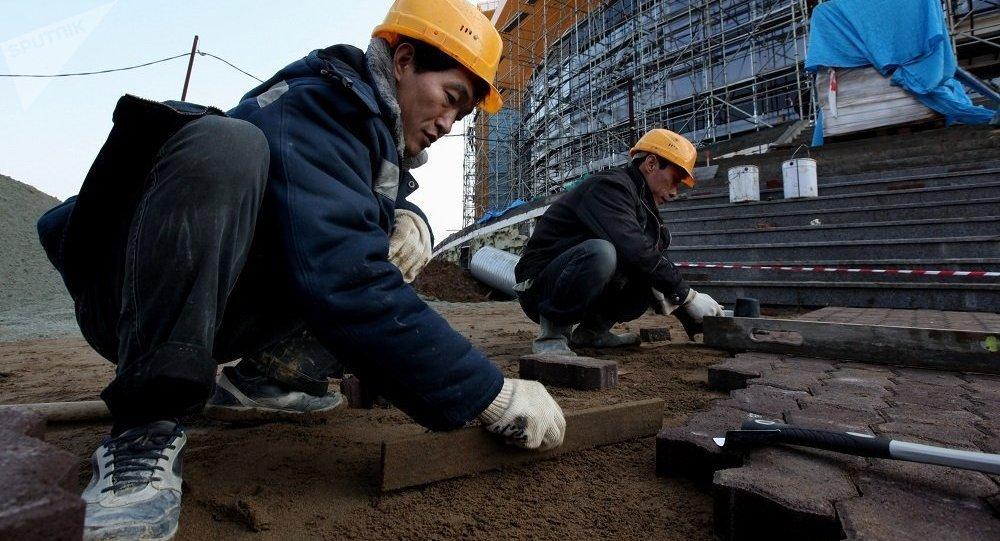 俄远东发展部:俄方尚未表示将立即驱逐朝鲜劳工