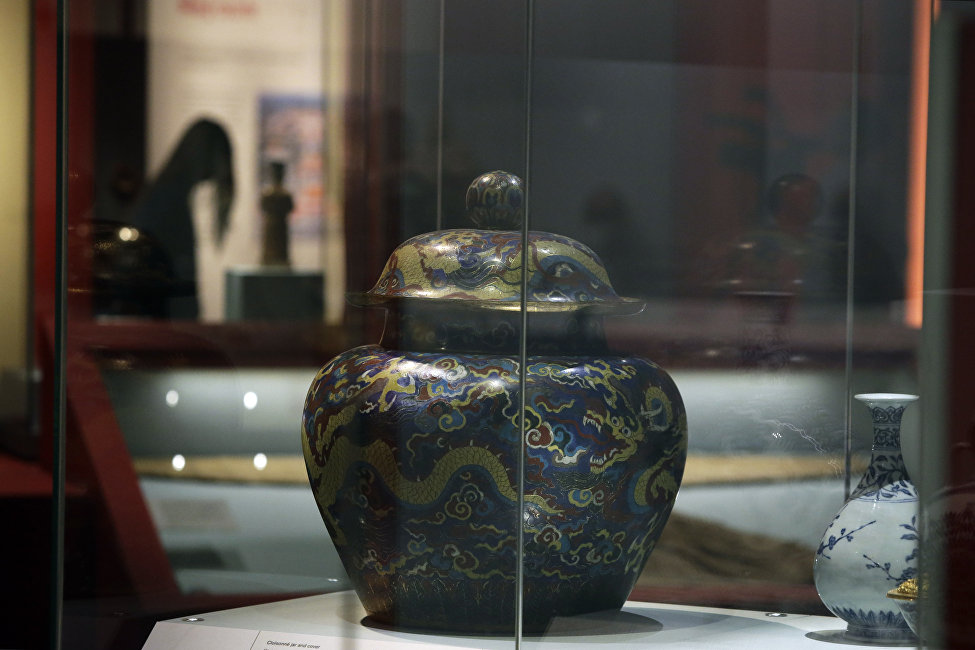 莫斯科將於4月舉辦明代藝術珍品展