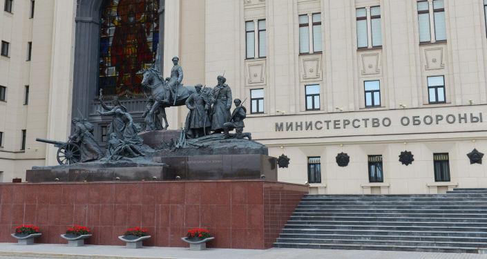 俄国防部坚决驳斥美有关俄违反《中导条约》的无端指责
