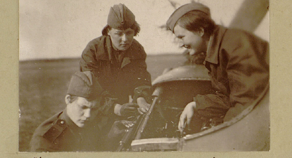 俄國防部公佈戰時檔案文件 頌揚女性功勳
