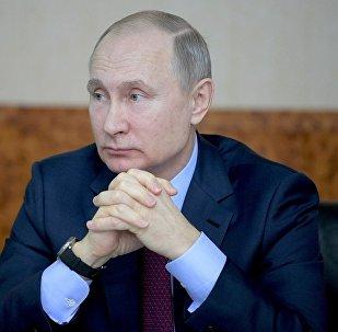普京:烏克蘭境內沒有俄軍隊