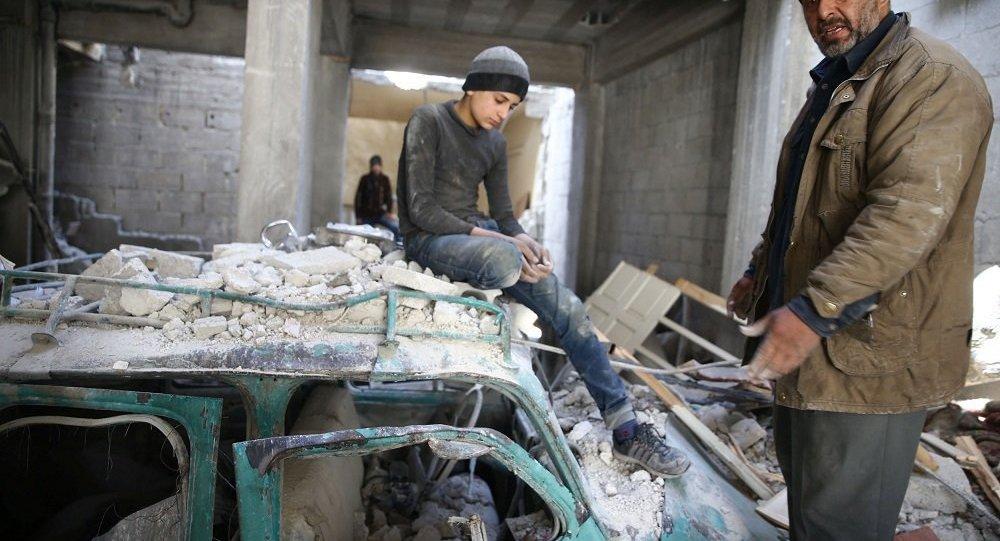 土耳其呼吁叙利亚东古塔进入24小时停火状态