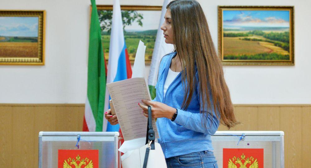 總統選舉期間近600萬人申請異地投票