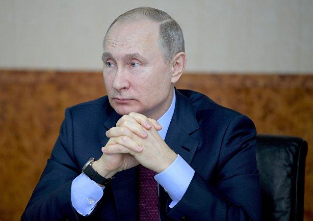 普京:如果创新发展成为主驱动力俄将保持大国地位