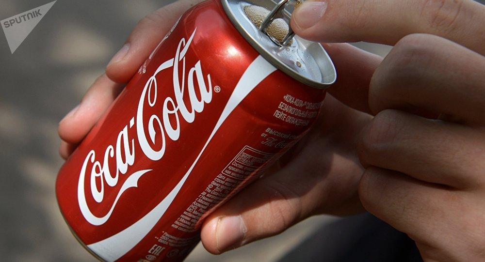 可口可樂公司就生產大麻飲料進行談判