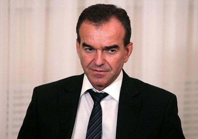 克拉斯諾達爾邊疆區行政長官韋尼阿明·孔德拉季耶夫