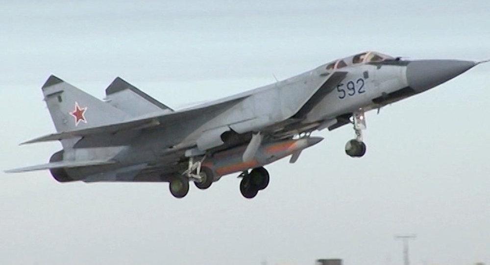 「匕首」高超音速航空導彈系統