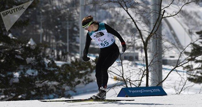 俄羅斯運動員葉卡捷琳娜·魯緬採娃