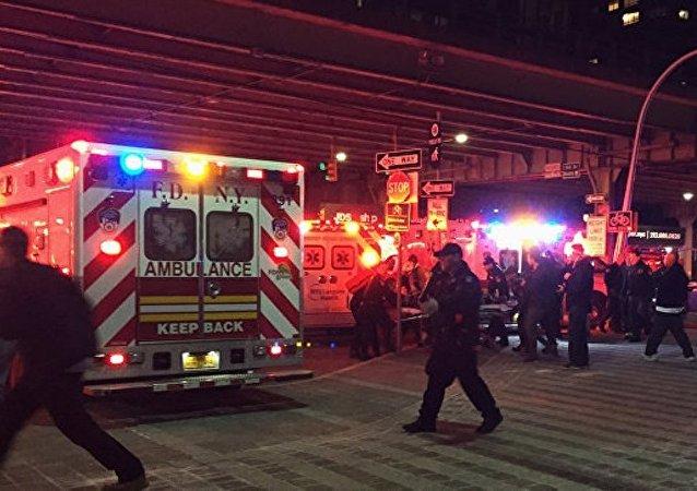 纽约直升机坠毁事故造成的死亡人数升至5人