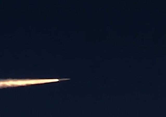 """""""匕首""""出鞘:航空导弹系统高超音速导弹试射"""