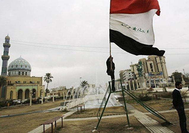 伊拉克擺脫「伊斯蘭國」後首次議會選舉開始