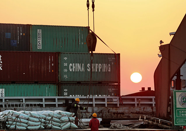 中國開始反擊特朗普關稅決定