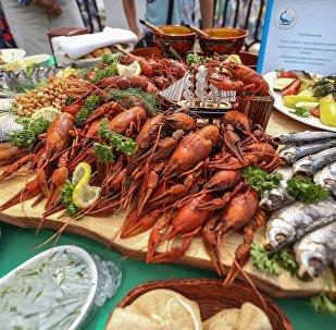 俄羅斯將為球迷將提供龍蝦、羊魚和烤肉串