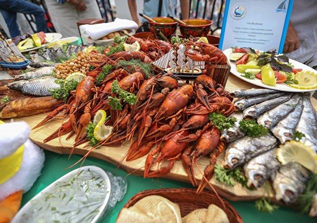 俄罗斯将为球迷将提供龙虾、羊鱼和烤肉串