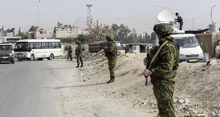 普京称俄方尚不打算从叙利亚撤军