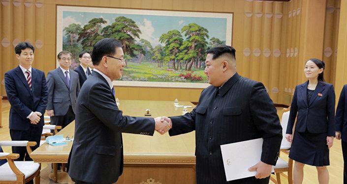 朝韓本週繼續就峰會籌備事宜舉行會談
