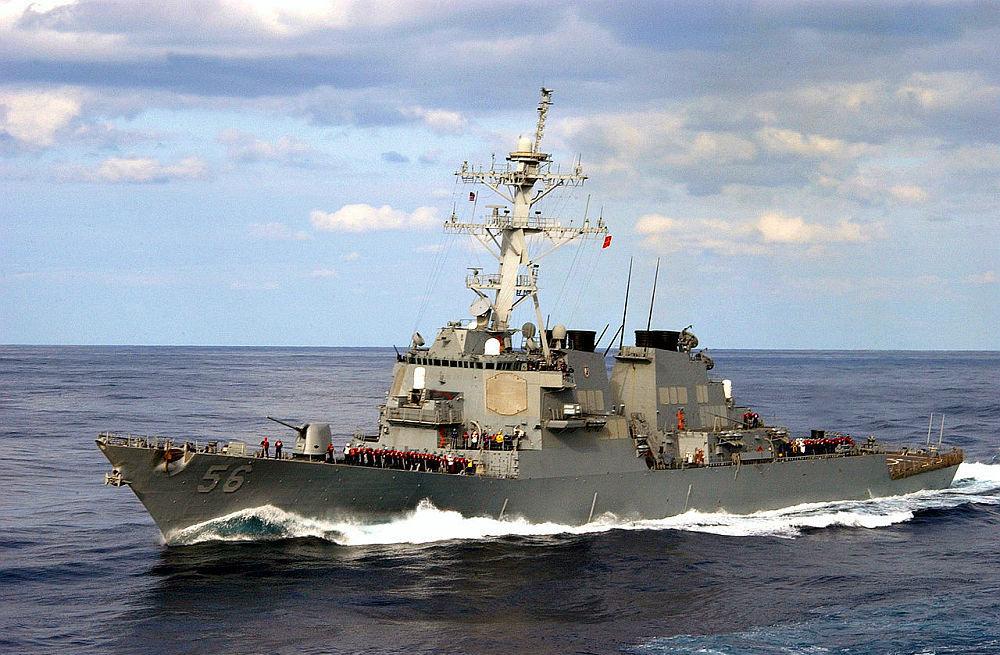 麥凱恩號驅逐艦