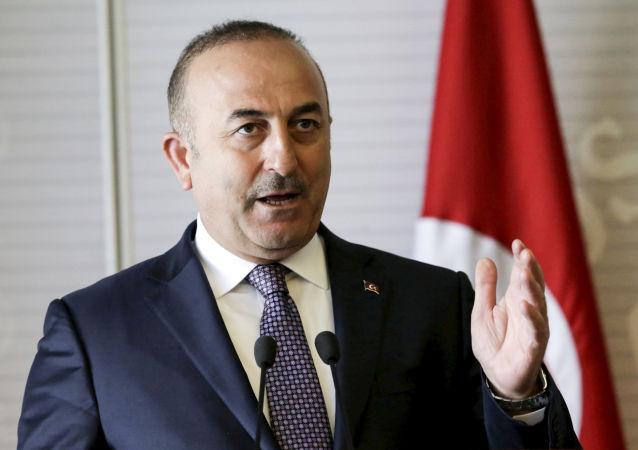 土耳其外交部長梅夫呂特•恰武什奧盧
