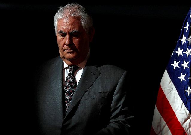 特朗普证实,迈克·蓬佩奥代替雷克斯·蒂勒森执掌国务院
