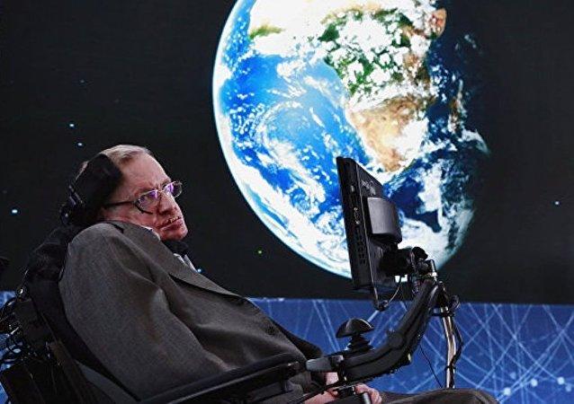 《泰晤士报》:霍金在生前最后一篇论文中否认宇宙无边界假说