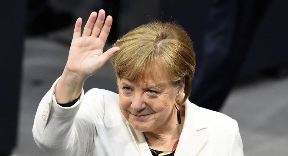 德國總理默克爾將於5月24日-25日訪華
