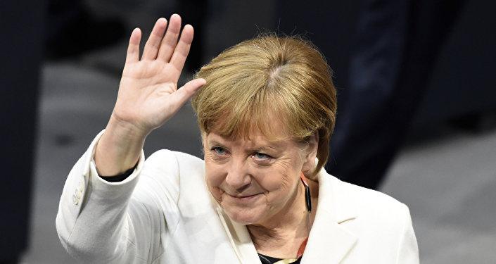 默克尔第四次出任德国总理