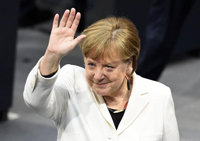 德国政府:默克尔将于4月27日访美