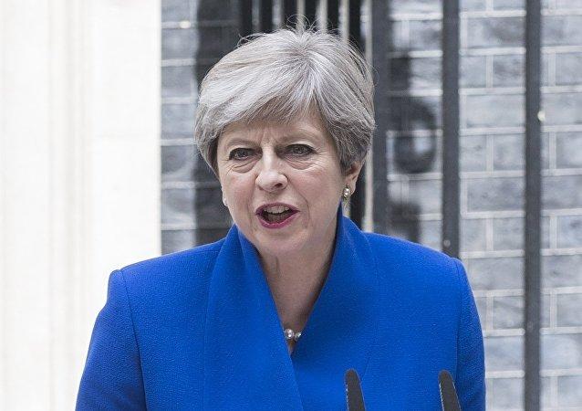 英国首相:伦敦要求23名俄外交官在一周内离境
