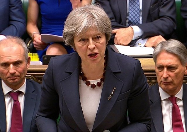 英国首相:RT在英国地位属监管机构Ofcom职权范围