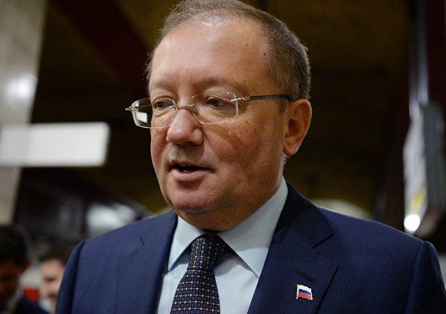 俄驻英大使亚历山大·雅科文科