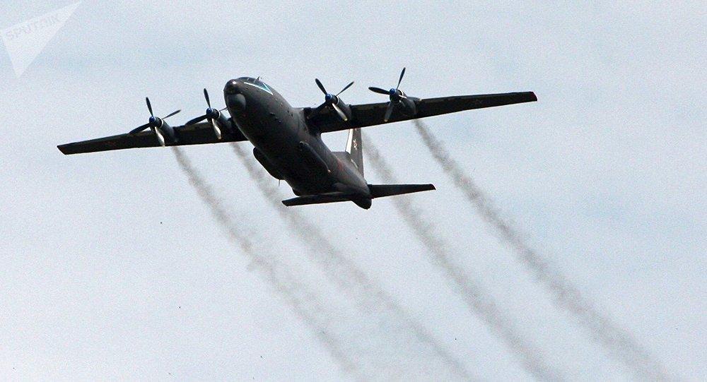 俄羅斯雅庫茨克機場一架飛機起飛時掉落約3.4噸金塊