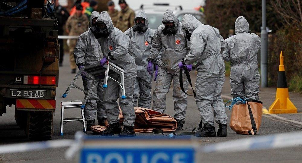 前联合国检查员:斯克里帕利是BZ物质中毒