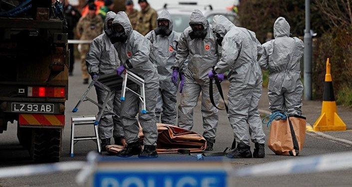 前聯合國檢查員:斯克里帕利是BZ物質中毒