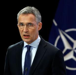 北約秘書長:有意維持在黑海的存在