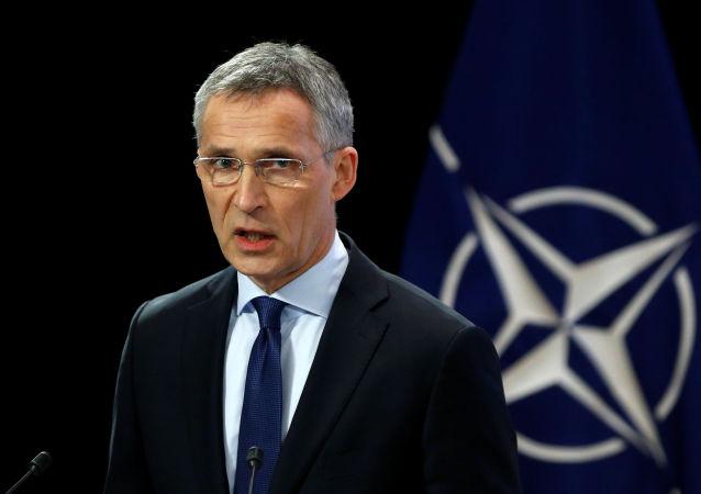 北约秘书长:北约无意孤立莫斯科 应继续对话