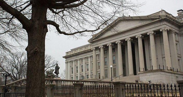 美财政部:俄4月抛售近半美国债 减至487亿美元