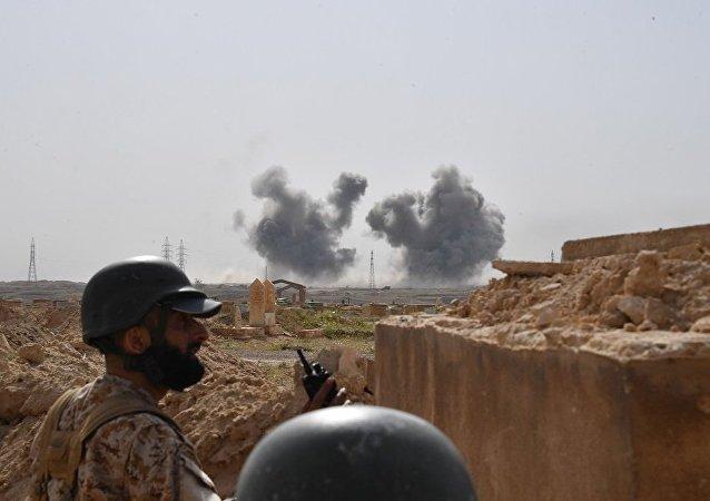 俄国防部:美国阻挠代尔祖尔省东部回归大马士革控制