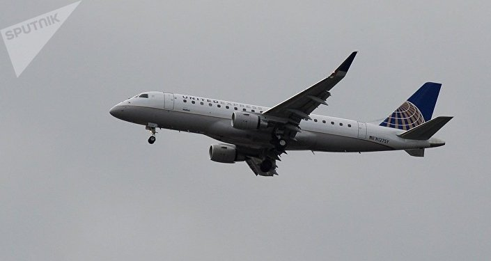 飞行员飞行期间睡觉吓坏乘客