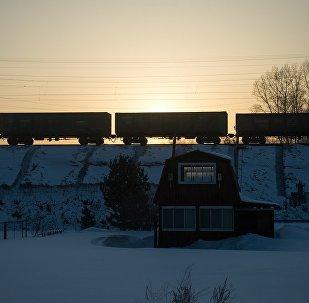 俄羅斯薩馬拉州對華貿易額在新集裝箱鐵運線路開通後或十倍增長
