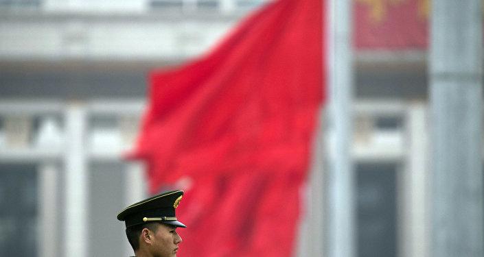 楊曉渡當選新組建的中國國家監察委員會主任