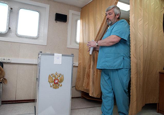 460多名醫生將在克麥羅沃投票站為選民提供咨詢服務