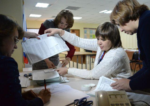 濱海邊疆區行政長官的選舉結果可能被取消