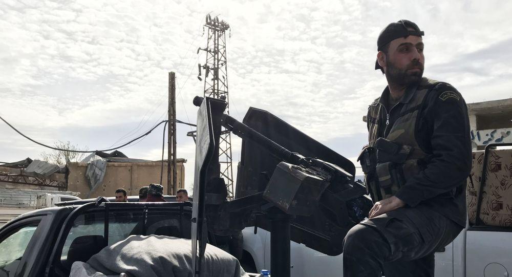 俄駐敘調解中心:東古塔地區已在敘政府控制之下